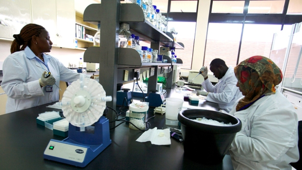 Kenyan Scientists